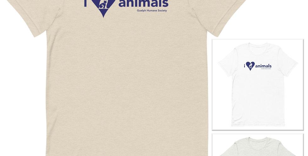 I HEART ANIMALS <blue label>