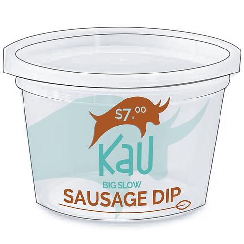 Housemade Sausage Dip