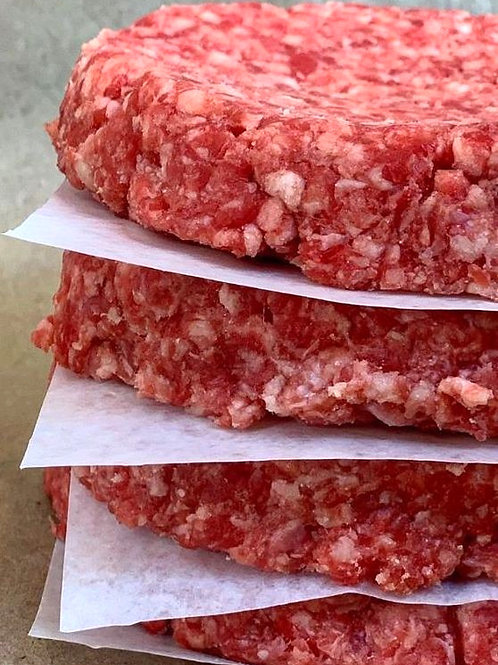 Butcher's Blend Burger