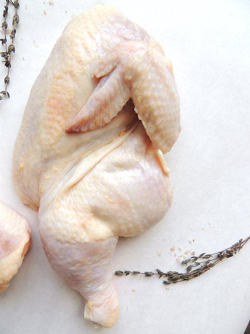 Bone-In Half Chicken