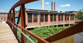 Natty Greene's Kitchen and Market opening outdoor deck and bar
