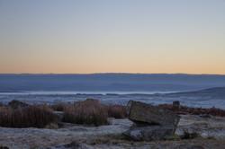 Dawn at Rilla Moor