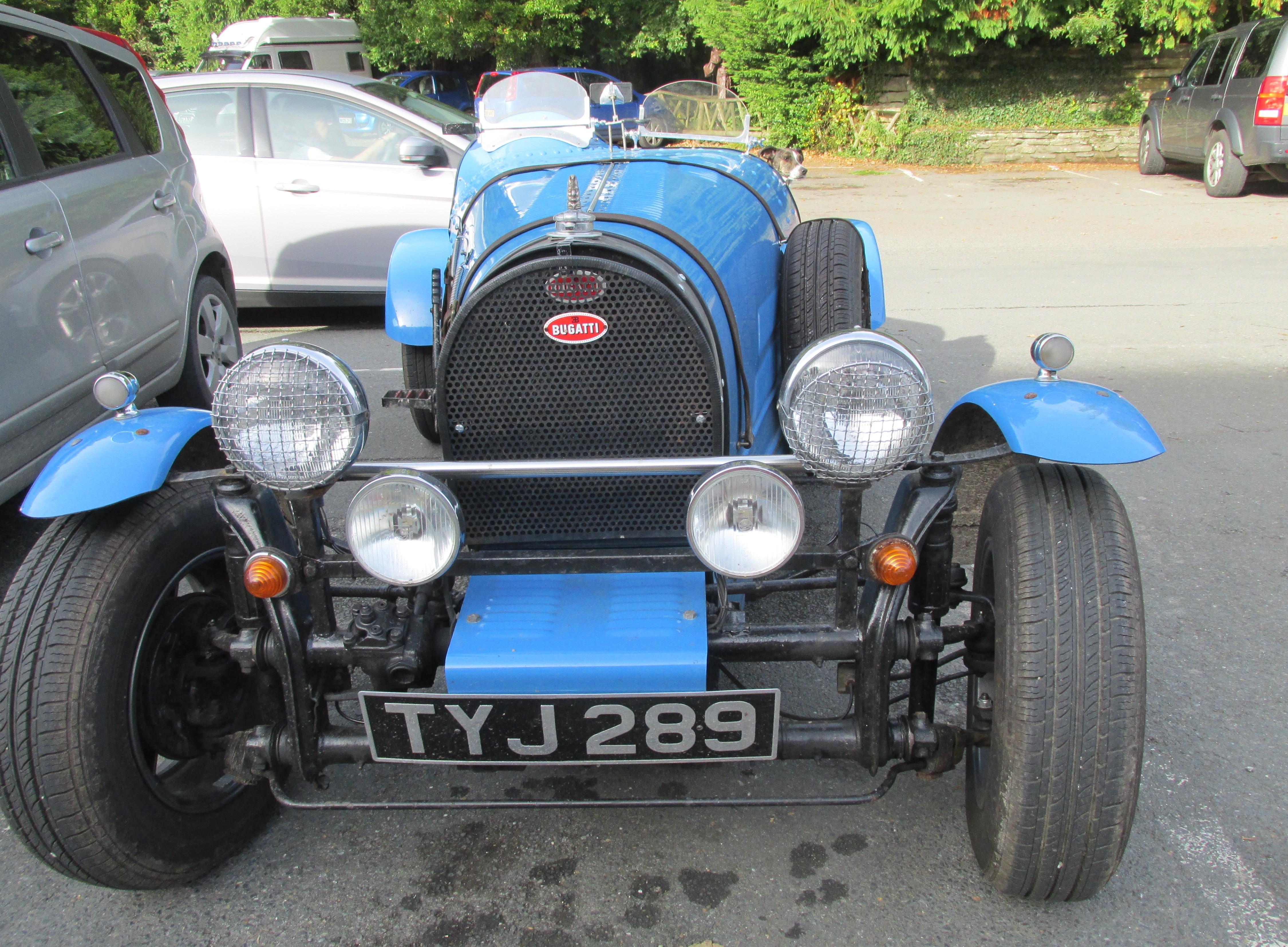 Bugatti?