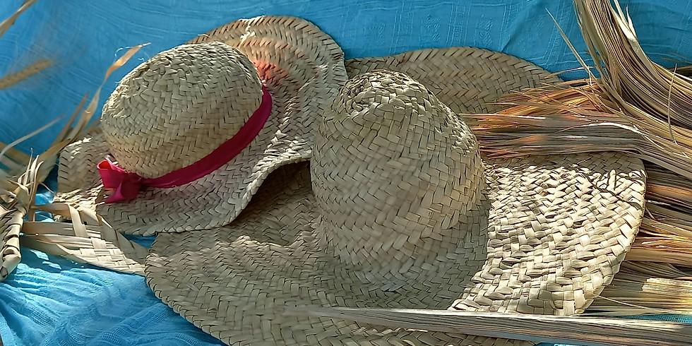 סדנת קליעת כובעים (יוני)