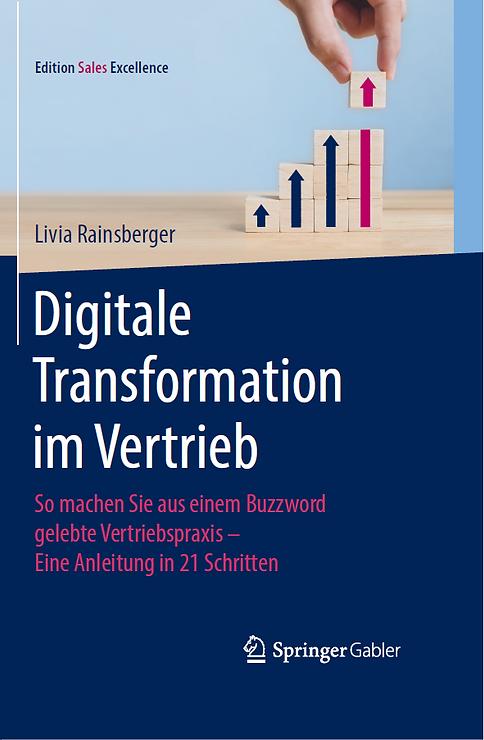 Digitale Transformation im Vertrieb_Buch
