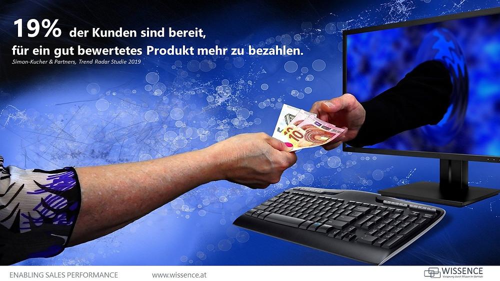 Studie Produktbewertungen