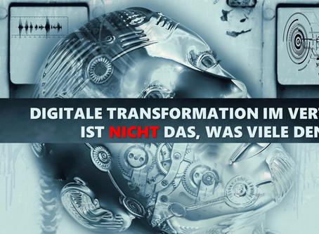 Digitale Transformation im Vertrieb: worüber viele reden und nur wenige wirklich verstehen