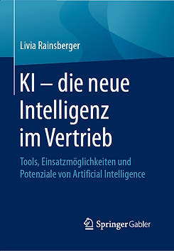 Künstliche Intelligenz Vertrieb Buch