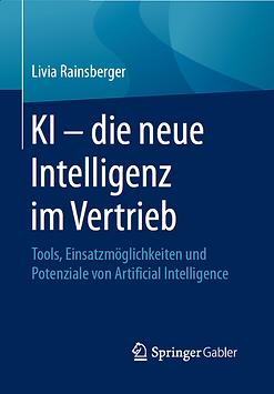Künstliche Intelligenz im Vertrieb Buch