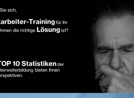 TOP 10 Corporate Training Statistiken