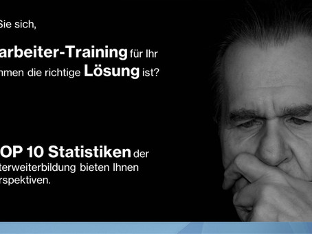 TOP 10 Corporate Training Statistiken