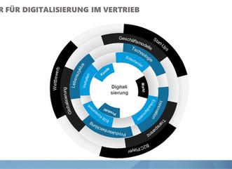 Digitalisierung im Vertrieb: was sind die Treiber für die Digitale Transformation?