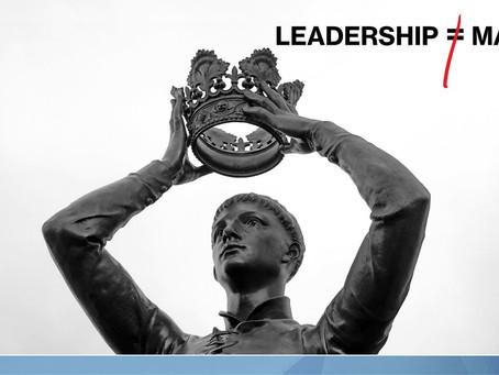 7 Dinge, die Leadership nicht ist