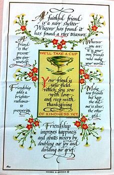 Tasmanian_souvenir_tea_towel_friendship_