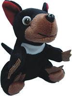 tasmanian devil plush bean bag toy souve