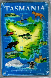 Tasmanian_souvenir_playing_cards_blue_ma