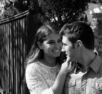 couples photography kingston tasmania