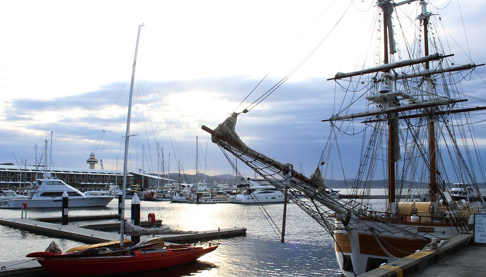 Hobart Tasmania's Waterfront