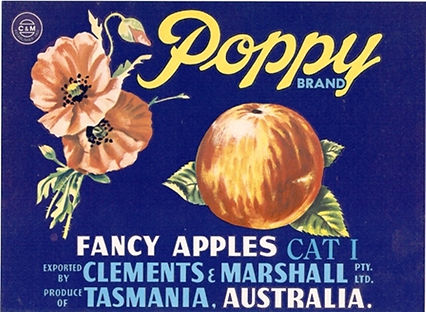 tasmanian-apple-label-poppy