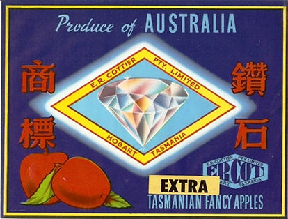 tasmanian-apple-label-ercot-extra