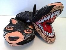Tasmanian Devil Oven Mitt Souvenir