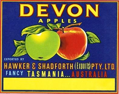 Tasmanian-apple-label-devon-cox-kay