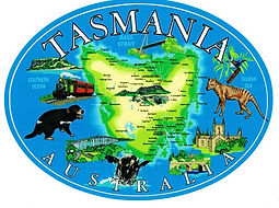 Tasmanian_souvenir_stickers_blue_map_of