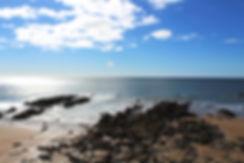 Beach View at Burnie Tasmania