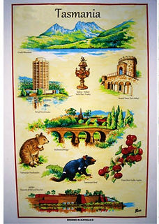 Tasmanian tourist icons tea towel.jpg