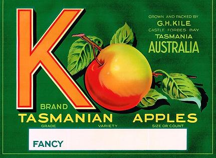 Tasmanian-apple-labels-k-brand