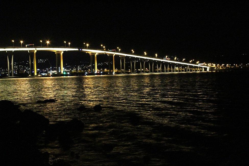 Tasman Bridge Hobart Tasmania