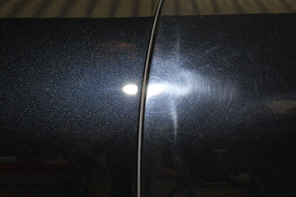 Paint correction Bristol Bath Somerset Wiltshire South West