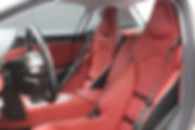McLaren Mercedes SLR Interior & Leather Cleaning