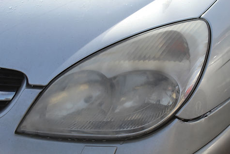 Headlight Restoration Bristol Bath Somerset Wiltshire South West