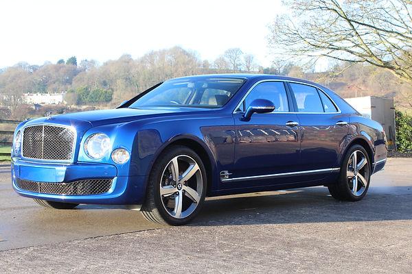 Bentley Mulsanne - Exquisite Car Care -