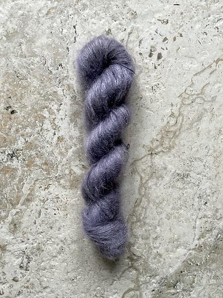 eggplant | lace