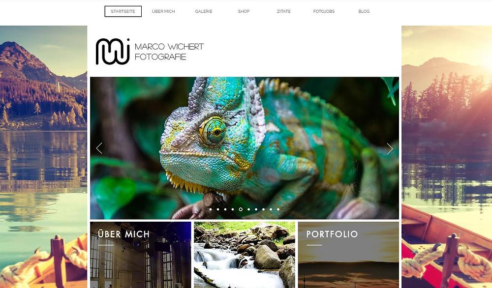 MWI Fotografie Berlin - Website