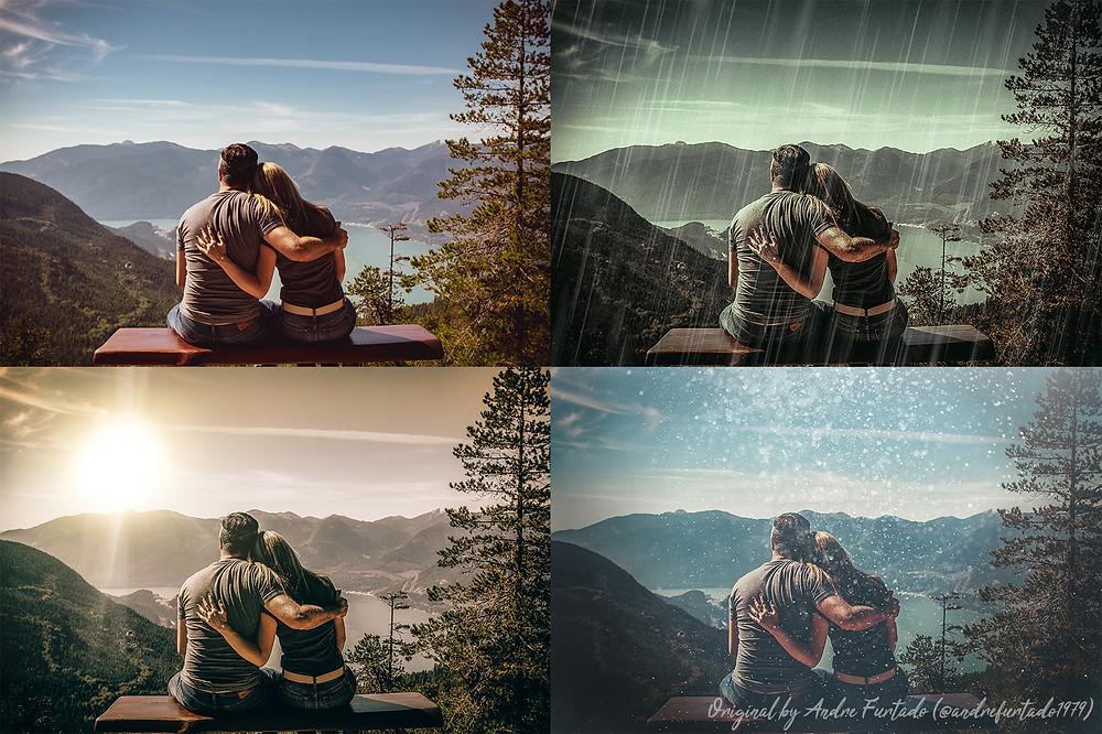 marco wichert fotografie paare overlay varianten