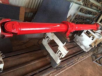 SPL250 driveshaft (tail shaft), territory driveline, Darwin, Palmerston