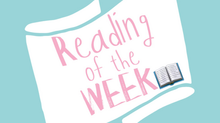 Wedding reading of the week- Week Two