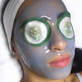 Hyaluronic Jelly Mask