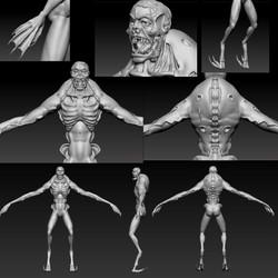 Mutated Creature
