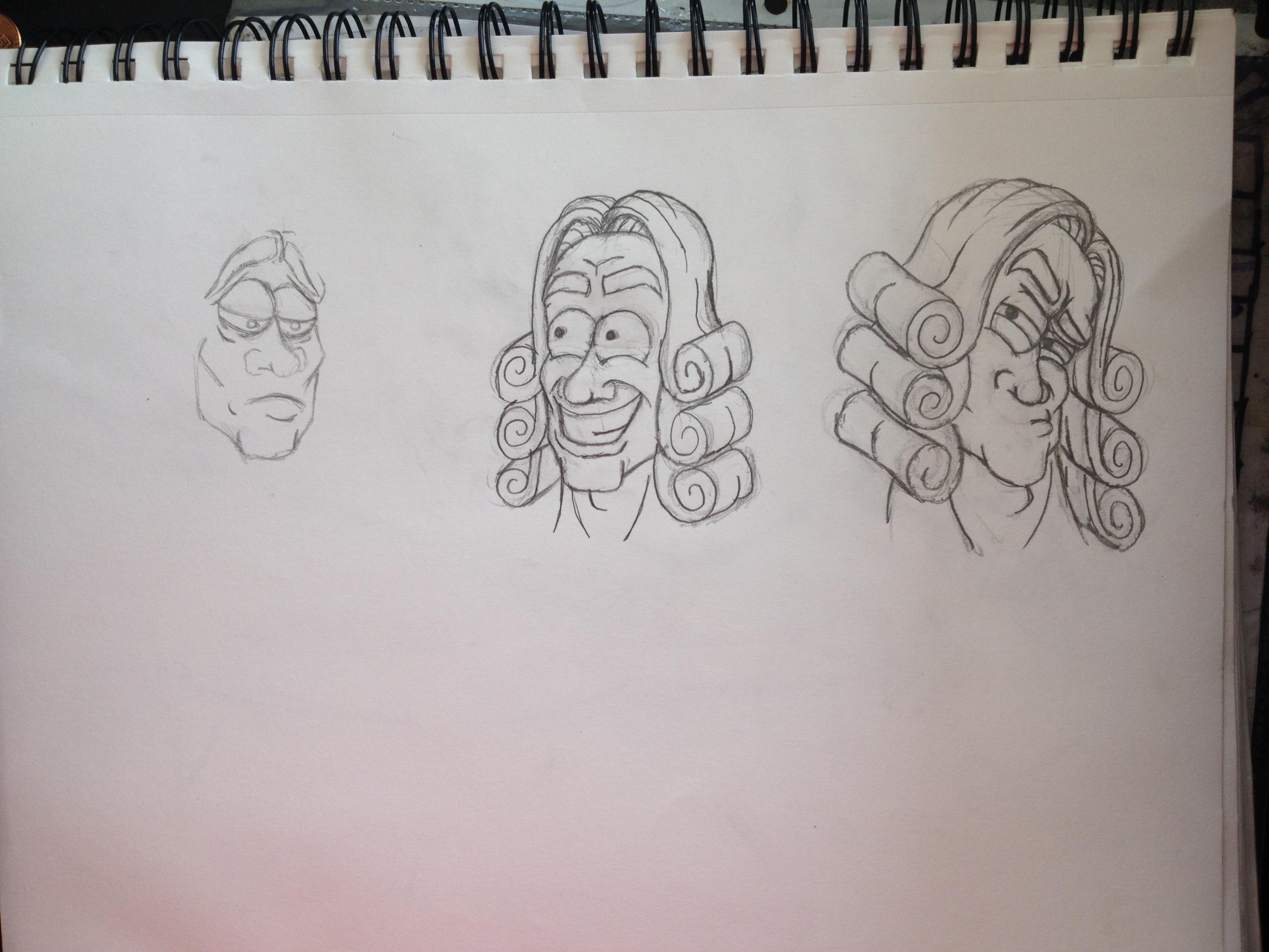 Facial Expressions.
