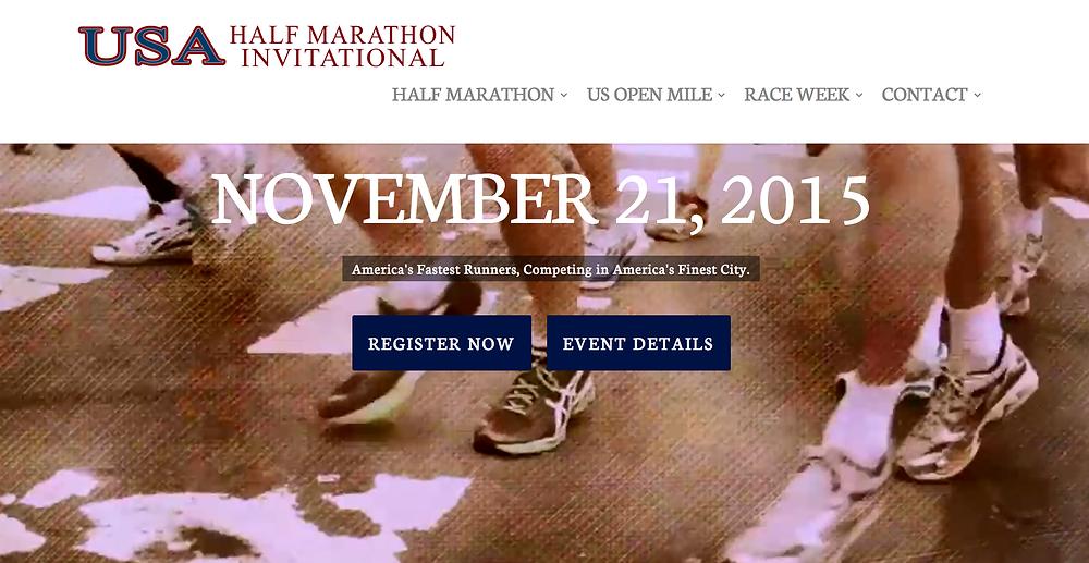 USA Half Marathon Invitational