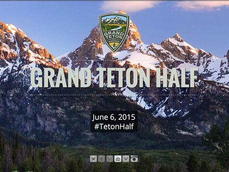 Grand Teton Half Marathon Discount - Jackson, Wyoming