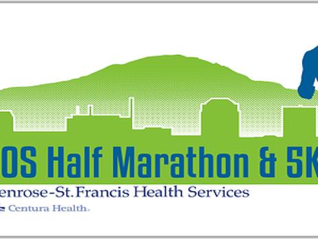 Colorado Springs Half Marathon Discount - Co Springs, Colorado