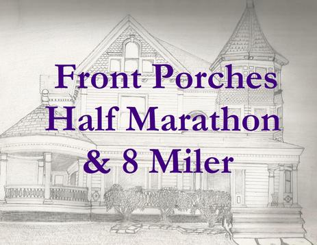 Front Porches Half Marathon 2017 Discount - Vermont