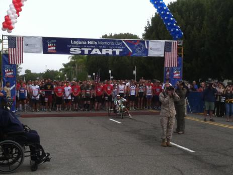 Laguna Hills Memorial Day Half Marathon Discount - California