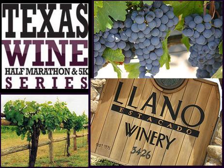 Llano Estacado Winery Half Marathon Discount - Lubbock, Texas