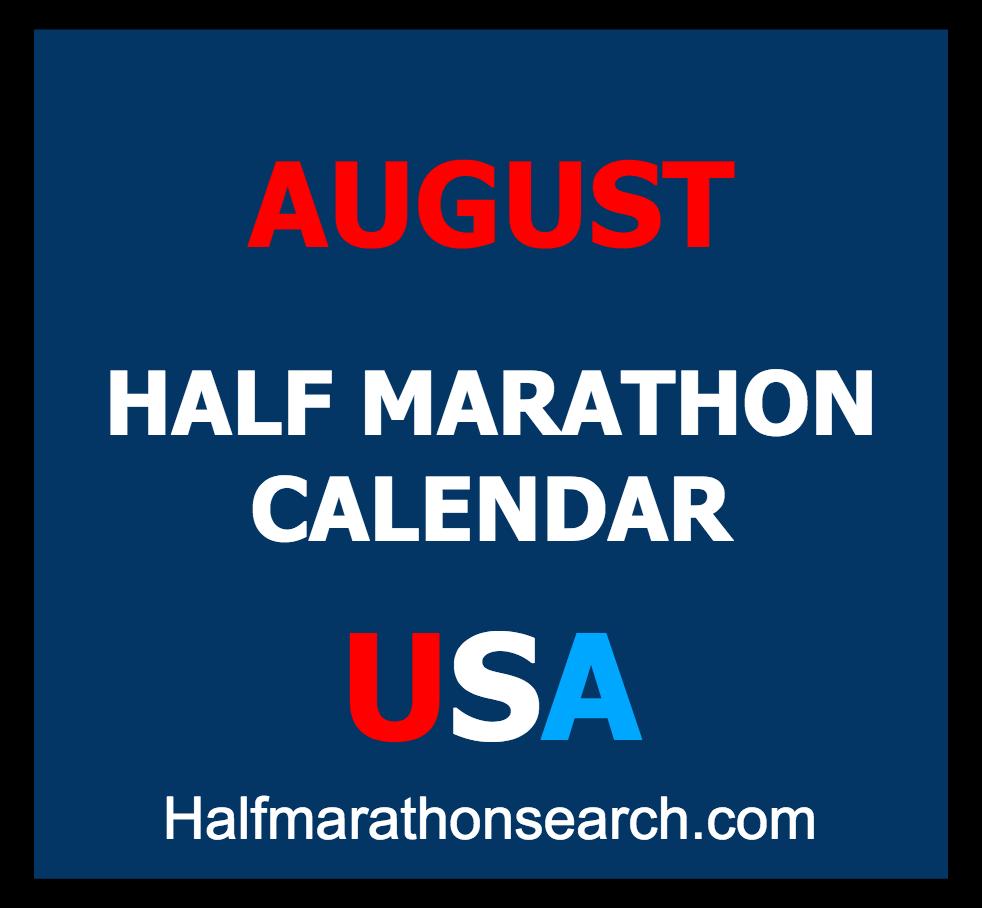August Half Marathons